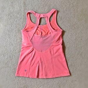 Lululemon yoga tank top